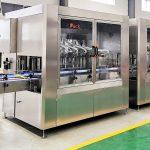 Automatisk pesticidflaskepåfyldningsmaskine, gødningsmiddel flydende påfyldningsmaskine