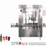 Automatisk 4-leder aluminiumshætte crimpmaskine