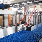 Flaske karton packer Flaske karton sag Packer maskine til smøreolie
