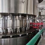 Automatisk honning krukker fyldemaskine, inline vakuum afdækning og mærkning linje