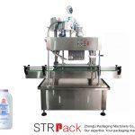 Automatisk lineær afdækningsmaskine (pressehætte)