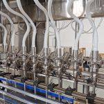Flydende påfyldningsmaskiner til flaskepåfyldningssystemer