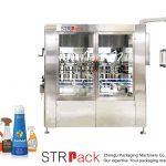 Automatisk Servo Paste Filling Machine