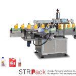Automatisk selvklæbende mærkningsmaskine med enkelt / dobbelt sider