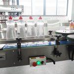 Rengøring af væskefyldemaskine Flaske Kartonning Line