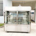 Fyldemaskine med madolie til madlavning