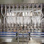 Glasrenser Påfyldningsmaskine Gulvrensere Flydende Påfyldningsmaskine Flydende sæbepåfyldningsmaskine