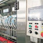 Hand Sanitizer Liquid Filling Machine Automatisk Hand Sanitizer Filler