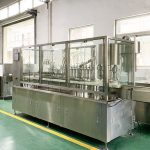 Hot Filling Cooling Capping Line