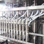 Lotion Filling Machine Flaske Cream Fyldemaskine