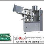 SFS-60 plastrør påfyldnings- og tætningsmaskine