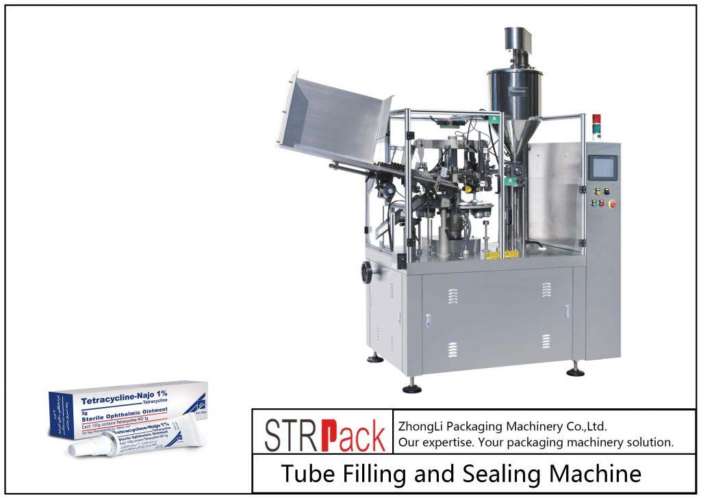 SFS-80Z Metal Tube Filling and Sealing Machine