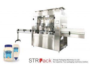 STRRP Rotor Pump Filling Machine